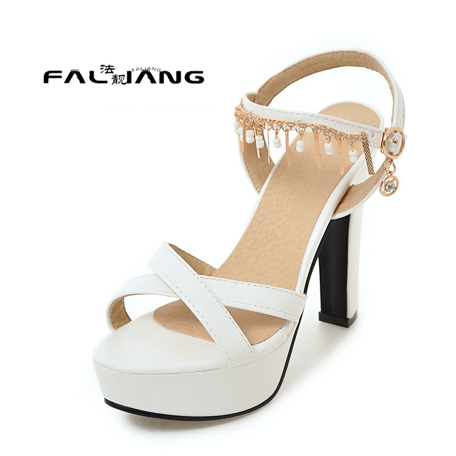 Womens sandals size 13 - Big Size 11 12 13 14 Waterproof Table Normal Size Fashion Root Women S Sandals Women S Shoes