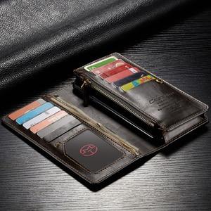 Image 4 - For Xiaomi Mi Note 10 Case Xiomi Mi CC9 Pro Genuine Leather Wallet Cover For Mi Note10 Pro Xiaomi Mi Note 10 Pro Case Fundas