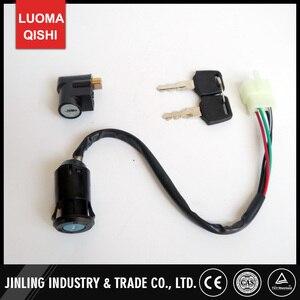 Image 2 - Interrupteur à clé pour ATV Jinling, 250cc, JLA 21B cc, cee JLA 931E,JLA 923,
