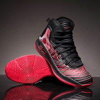 2018 sneakers men High top basketball shoes