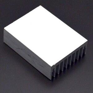 Image 3 - 1pcs Heat sink 60 * 45 * 18MM (silver) high quality radiator