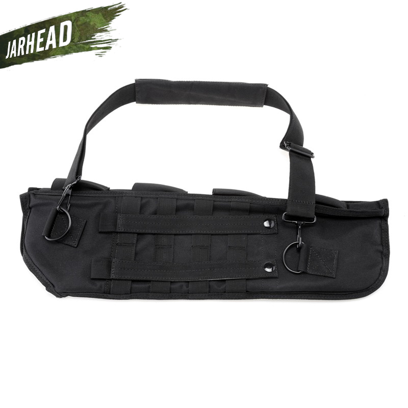 Outdoor Sport Multi-Functional Tactical Shotgun Bag Hunting Knife Bag Jungle Ranger Accessories