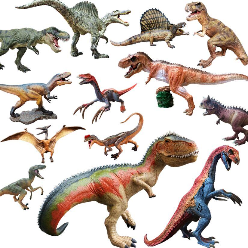 Export solid dinosaur model simulation toys Pterosaur Tyrannosaurus T.rex Acanthopholis  Christmas gift женские чулки export