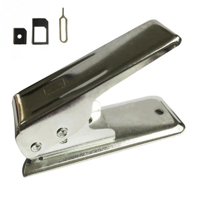 Hot sale Standard Regular Micro SIM Cut Cutter For iPhones5 5G