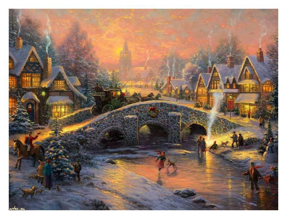 Рождество Обои Скачать Бесплатно