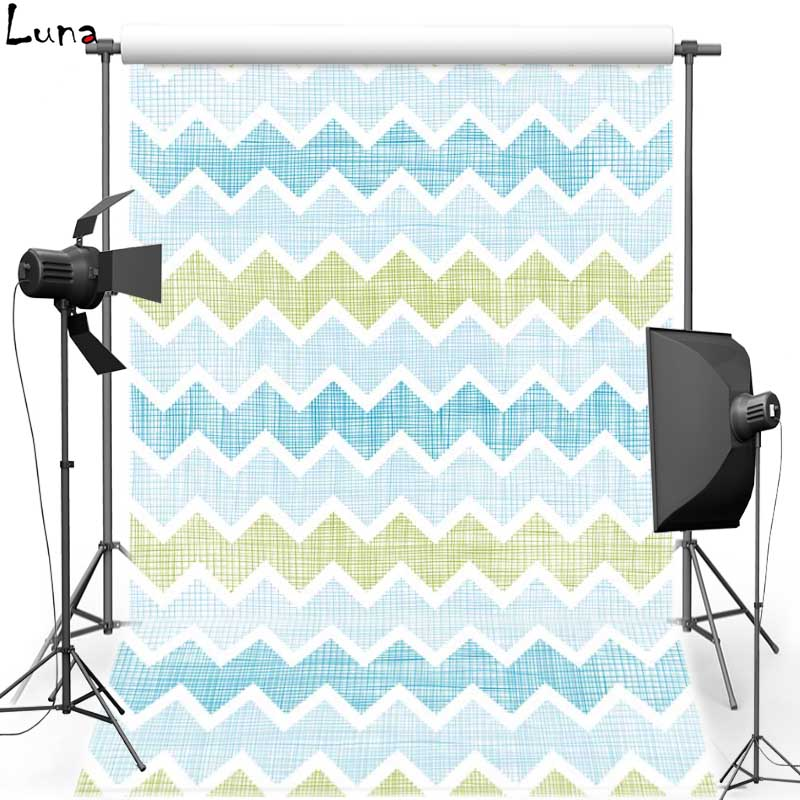 MEHOFOTO Vinyl Photography Background For Children Chevron Pattern New Fabric Flannel Background For Newborn Photo Studio 911 missoni for target travel tote colore chevron pattern