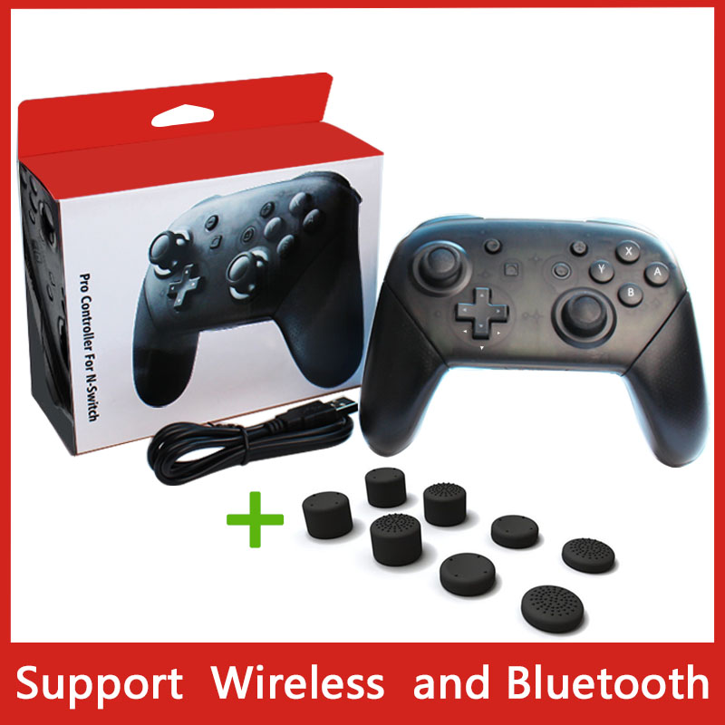 New Arrival Wireless Bluetooth Gamepad Controller For Nintend Switch NS Console Joystick Gamepads