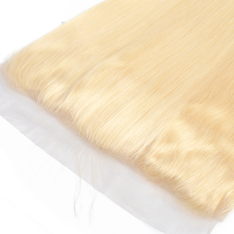 blonde bundles with closure 20