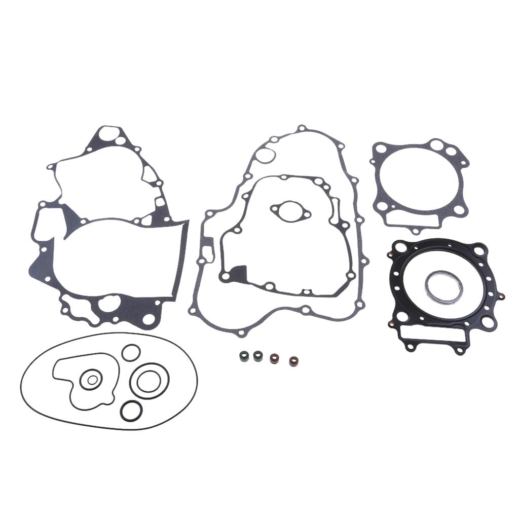 1 Set Motorcycle Engine Gasket Kit Set Top & Bottom Complete Assembly For Honda CRF450X 2005-2017