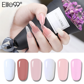 Elite99 30g Kristall Breiden UV Nagel Gel Erweiterung Builder Led Gel Nail art Gel Lak Gelee Acryl Builder UV nagel Poly Gel