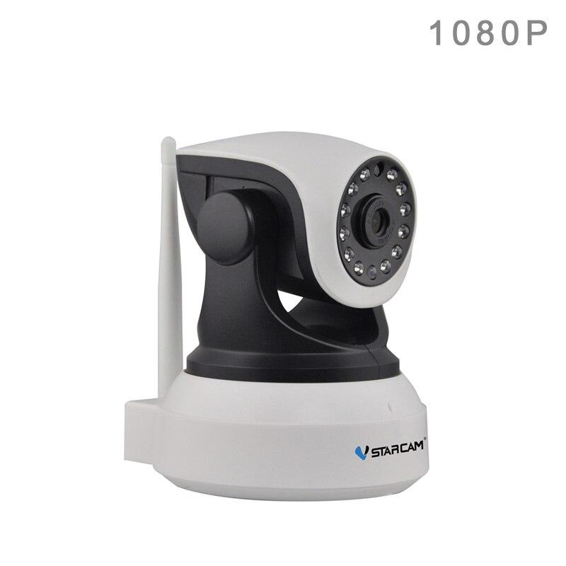 Full HD 2MP 1080P Motion Detection Wireless Two Way Intercom IP Camera