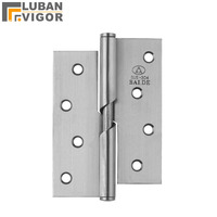 Alta qualidade  4-inch 304 dobradiça de levantamento de aço inoxidável banheiro  dobradiça destacável fechar automaticamente a porta de volta  ferragem da porta