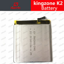hacrin Kingzone K2 Battery 2600mAh New Replacement accessory accumulators For Kingzone K2 Cell Phone