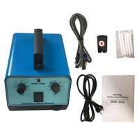 110/220V herramienta de reparación de abolladuras sin pintura de coche Dispositivo de inducción magnética de mano para herramienta de reparación de abolladuras de contracción de Metal