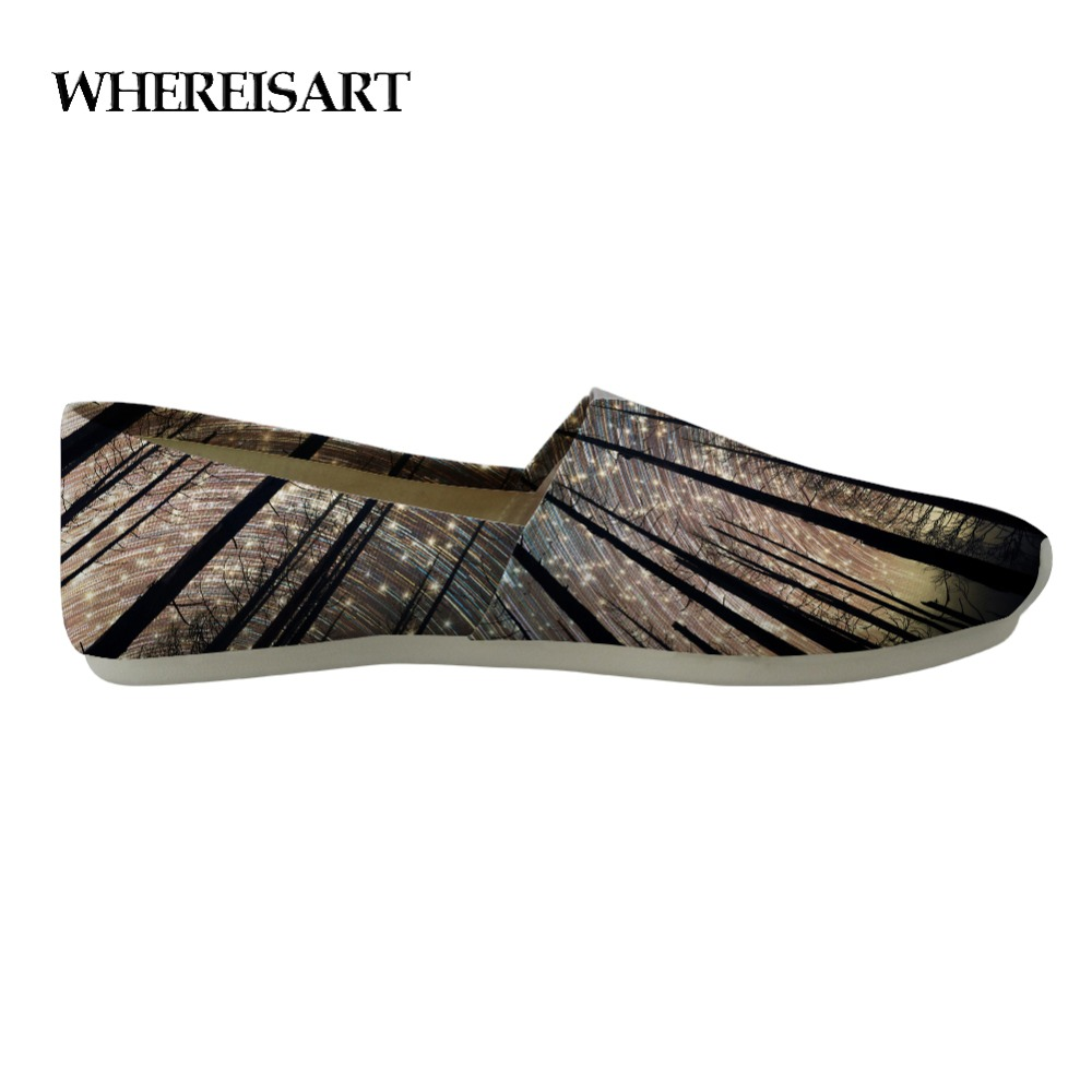 Intelligent Whereisart Meteor Printing Slip On Shoes Men Breathable Leisure Shoes Youth Walking Soft Mens Canvas Loafers Zapatos De Hombre 100% Original Shoes