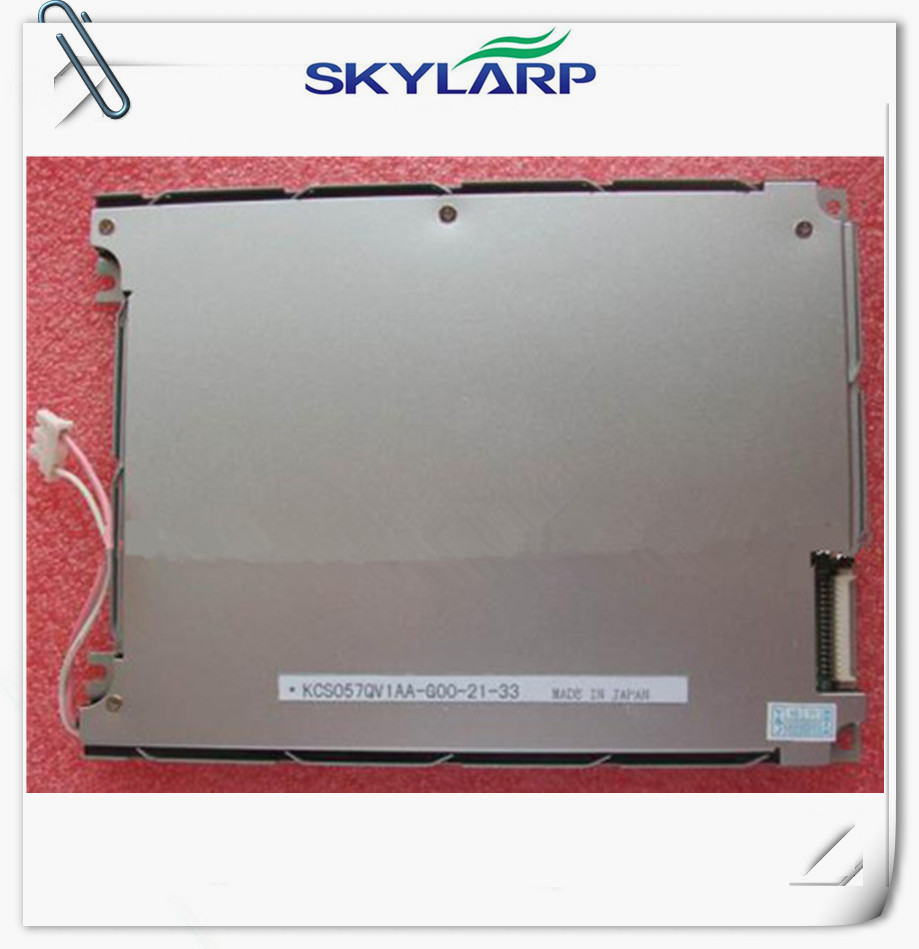 5.7 inch for KYOCERA KCS057QV1AA-G03 KCS057QV1AA STN 320*240 Industrial application control equipment LCD screen display panel