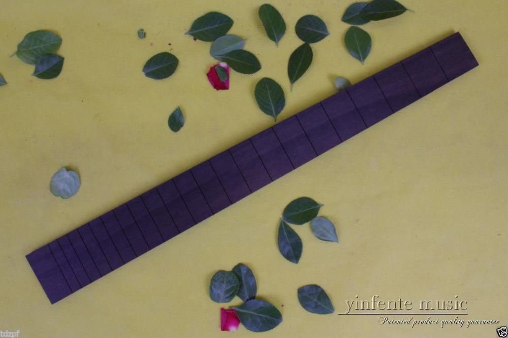New 1pcs electric Guitar Fretboard rose wood 22 fret 24.75 Luthier made #70 1pcs 7mbr25sa120 70