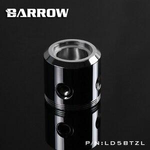 Раздвижной металлический чехол Barrow LD5BTZL для D5, серебряное зеркало