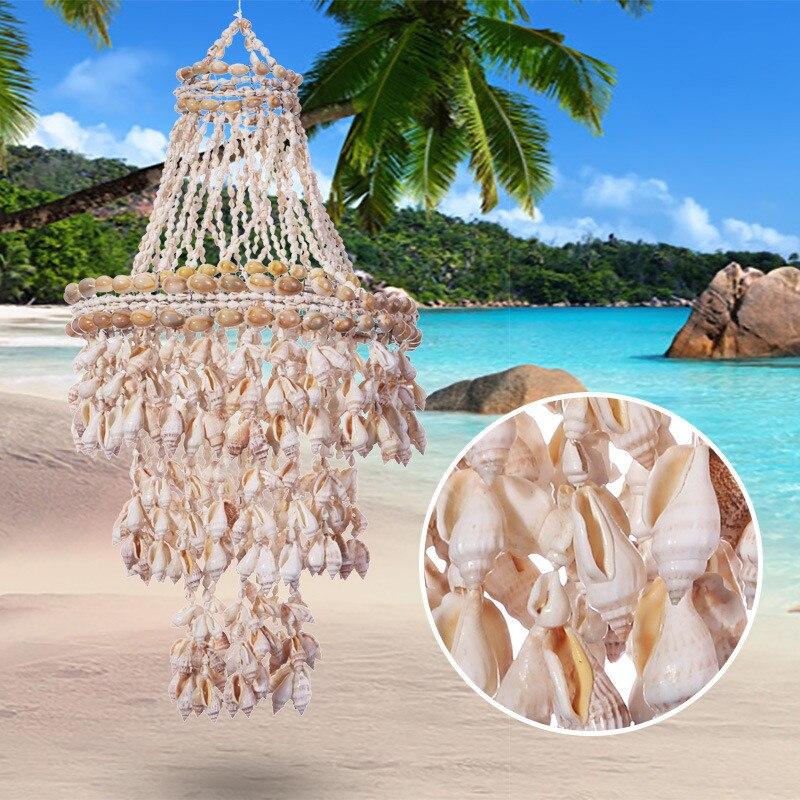 Shells Wind Chimes hoops for dream catcher nursery decor kids room decoration scandinavian windbell hanging nordic
