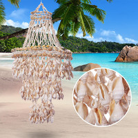 Shells Wind Chimes hoops for dream catcher nursery decor kids room decoration scandinavian windbell hanging nordic attrape reve