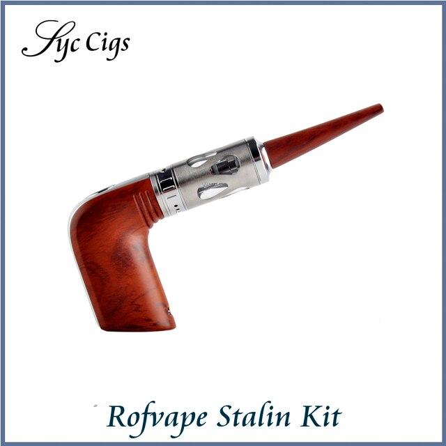 Original ROFVAPE Stalin Kit Com Sub Ohm 3 ml Tanque Atomizador Recarga Superior E Tubo de Cigarro Eletrônico Hookah Vape Vapor Kit
