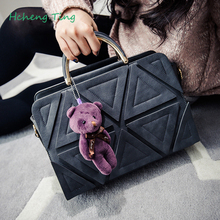 High Quality Womens Tote Handbag Splice Shoulder Bags Lady Patchwork Shopping Bags Fashion Messenger Bag
