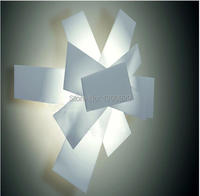 Free Shipping Big Bang Wall Lamp Modern Creative Lights Explosion ,Indoor Lighting for Aisle/Bedroom/Corridor WLL 35