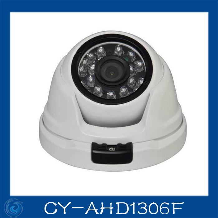 AHD camera 2.0MP metal dome cameras 2.8-12mm lens camera waterproof night vision IR cut filter 1/3 Surveillance home.CY-AHD1306F 4 in 1 ir high speed dome camera ahd tvi cvi cvbs 1080p output ir night vision 150m ptz dome camera with wiper