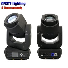 2018 200W LED Moving Head Beam Spot Wash 3in1 Light for Stage Theater(China)