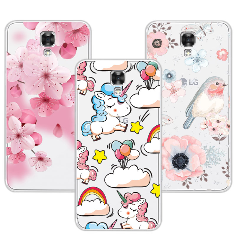 Cute Dog Case Fundas For LG X Screen K500 K500N Soft TPU Flowers 3D Relief Lace Cover Capa For LG X View K500DS 4.9 Coque +Gift