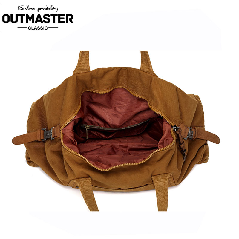 Fashion Casual Travel Bags 2017 Spring New Arriva Brand School Bags For Teenagers Multifunctional Hand-held Travel Canvas Bag