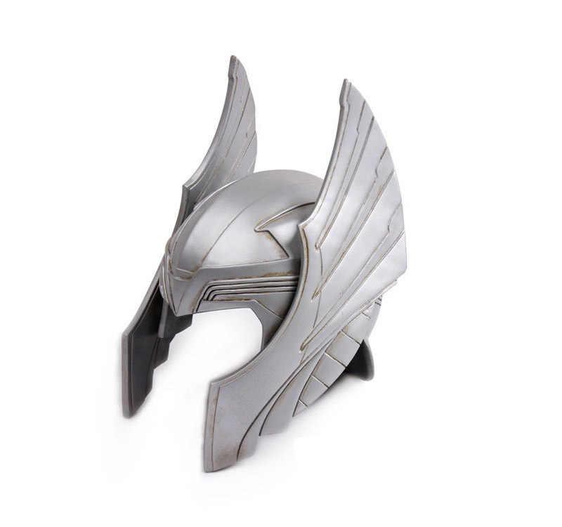 1:1 The Avengers 2 1/1 Thor helmet Thor Mask Cosplay Halloween Mask  Collection Model Thor helmet costume