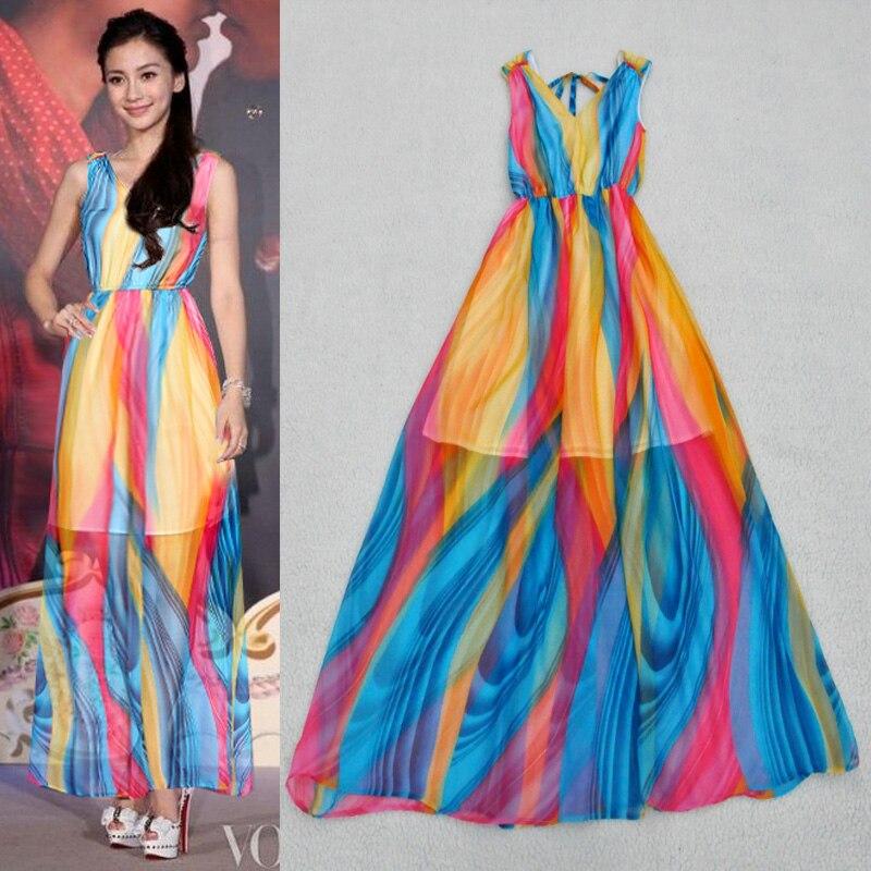 Image Wallpaper » Rainbow Fashion