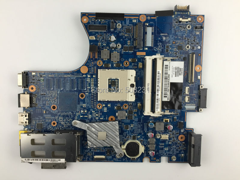 Free shipping   598667-001 For HP Probook 4520S 4720S Laptop motherboard Integrated,100%Tested free shipping 598667 001 for hp probook 4520s 4720s laptop motherboard integrated 100%tested