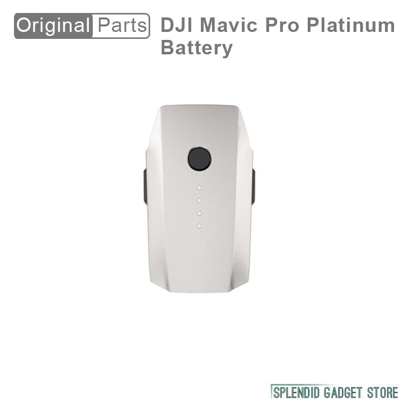 Оригинальный умный летный Аккумулятор для DJI Mavic Pro Platinum 3830 мАч саморазрядная защита