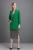 Bella philosophy mujeres 2017 nueva primavera otoño larga botón bolsillos dobles de manga larga blazer chaqueta de la capa s-xxxl del tamaño extra grande