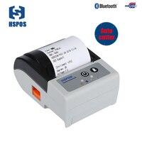 Mini 58mm mobilen thermobondrucker mit autocutter batterie liefern SDK für App entwicklung tragbare POS druck empresora