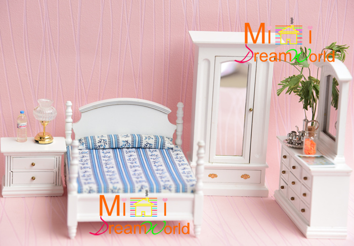g05 x4415 children baby gift toy 112 dollhouse mini furniture miniature rement baby bedroom furniture