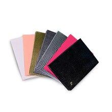 Professional 216 สีเล็บสีหนังสือแผนภูมิ Salon อะคริลิคเจลเคล็ดลับหนังสือแผนภูมิฟรีเคล็ดลับเล็บขายร้อน