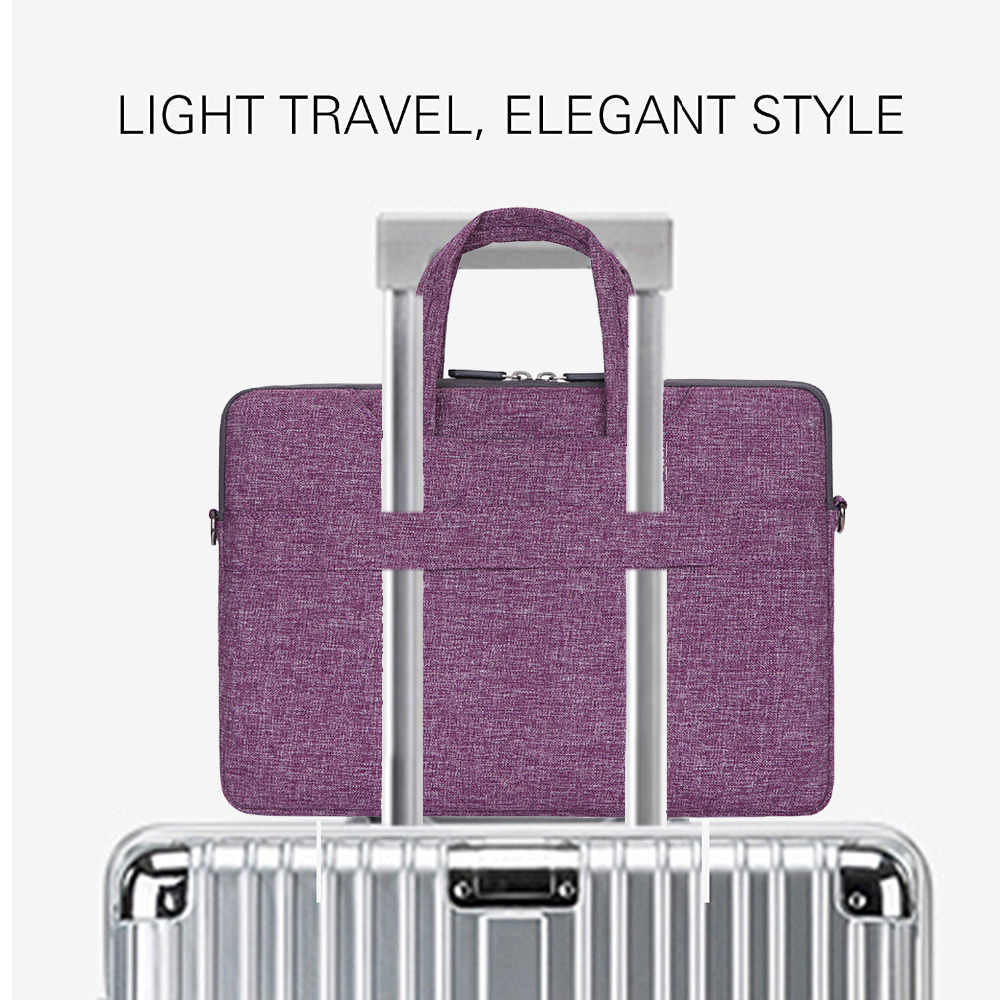 Cartinoe 13.3 ، 14 ، 15.6 بوصة حقيبة لابتوب مفكرة ماء حقيبة ل Mackbook الهواء برو 13 حالة حقيبة لاب توب ل ماك بوك برو 13