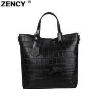 2018 New Fashion Wholesale Soft Genuine Leather Women's Designer Handbag Top Handle Tote Shoulder Messenger Bucket Bag Satchel