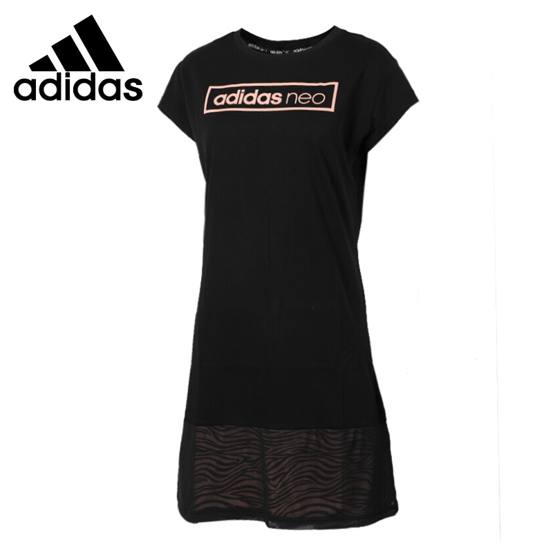 Original New Arrival 2017 Adidas NEO Label Women's Dress short sleeve Sportswear original new arrival 2017 adidas neo label m sw tee men s t shirts short sleeve sportswear