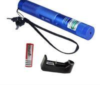 JSHFEI Green Laser Pointer High Power 532NM Adjustable Focus 2 In 1 Kaleidoscope Laser PEN