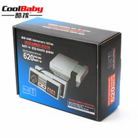 Classic Mini TV Game Console Retro Video Game Console 8 Bit With 620 Different Built in Games 2pcs Gamepads