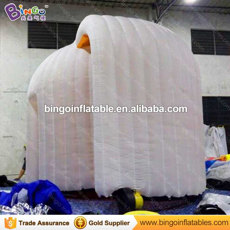 4*3*2.5MH Portable Photo Booth, Inflatable Photo Booth Shell, Party used photo booth for sale, Photobooth Case Kiosk for Event