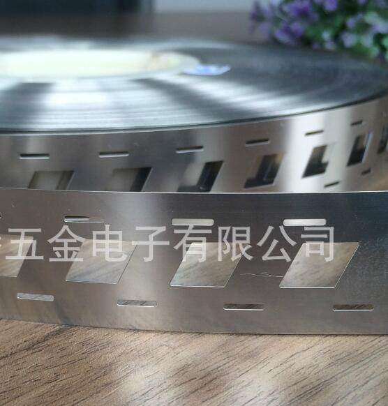 5kg 0 15 x 25 5mm 2P pure Nickel Plated Steel Strap Strip Sheets for Power