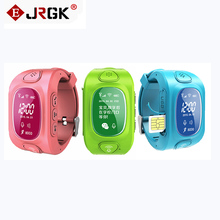 Y3 Smart Kids GPS Watch with GPS/GSM/Wifi Triple Positioning GPRS Real-time Monitoring two way Call SOS for child/Children OLED