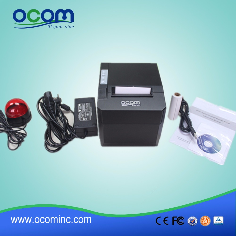 OCPP-88A-URL: 2016 Hot selling 80mm android receipt printer with auto cutter