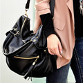 Новый 2017 кожа твердые мягкие женщины fringe кисточкой плеча crossbody сумки сумки известных брендов bolsas femininas случайный де marca