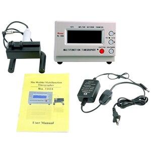 Image 1 - Relógio mecânico tester timegrapher tempo para reparadores e amadores, no.1000 timegrapher